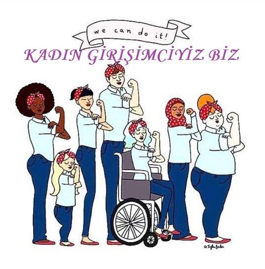 Kadın Girişimciyiz